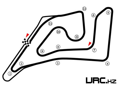 Трасса: Шанхай Тьянма Конфигурация: Полная Длина круга (км): 2.063 Длина круга (мили): 1.146 Начало...